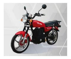 Moto 100% Eléctrica Modelo Tiger