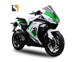 Moto Deportiva 100% Eléctrica 2000 Watts.